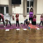 Family Learning after-school: Yoga