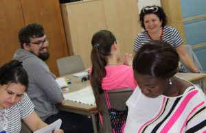 Friendly adult learning to improve your skills