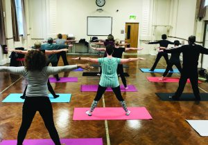 Yoga for Beginners/Improvers