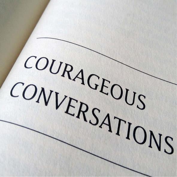 Courageous Conversations Skills courses