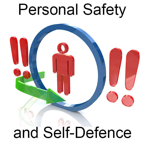 Personal Safety Course (including Self-Defence if required)