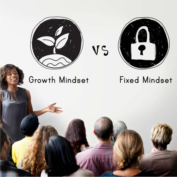 Develop a Growth Mindset course